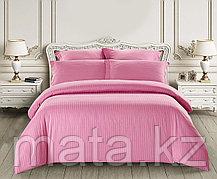 Комплект постельного белья 2х сп. Страйп -сатин Турция.