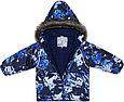 Детский комплект Huppa AVERY, темно-синий с принтом/темно-синий, фото 5