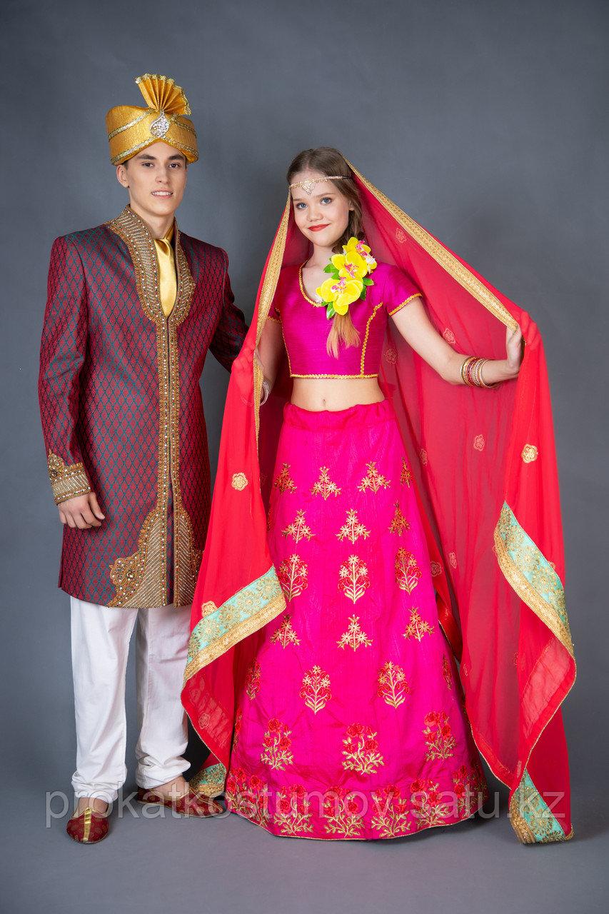 Индийские костюмы