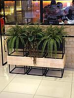 Композиции из искусственных растений