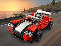 LEGO Creator 31100 Спортивный автомобиль, конструктор ЛЕГО