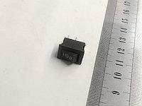 Клавиша малогаборитная 3 положения 3 контакта 1А, фото 1