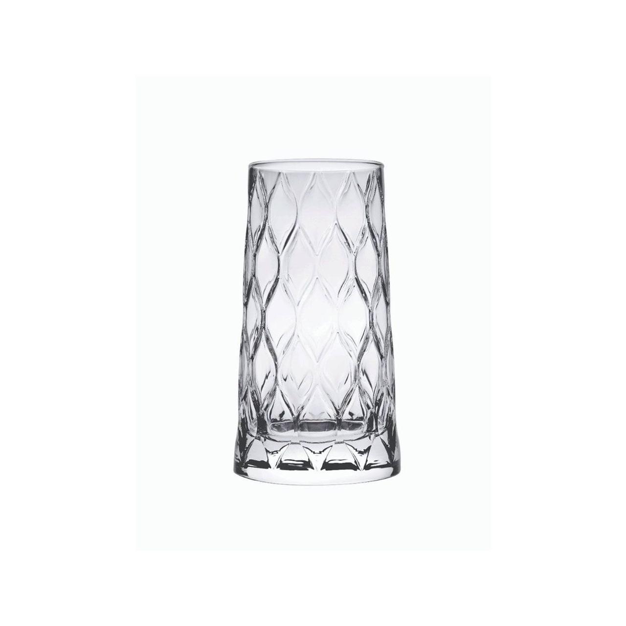 Набор стаканов для коктейля Pasabahce Leafy 450мл (4шт)