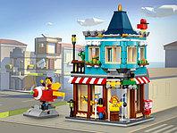 LEGO Creator 31105 Городской магазин игрушек, конструктор ЛЕГО