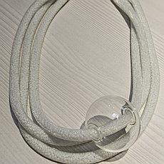 Колье / прозрачный шар