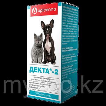 ДЕКТА-2 капли глазные для кошек и собак (5 мл)
