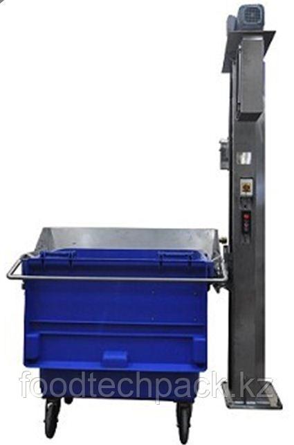 Колонный подъёмник-загрузчик 660 л. контейнеров для отходов, 31.0504.2000