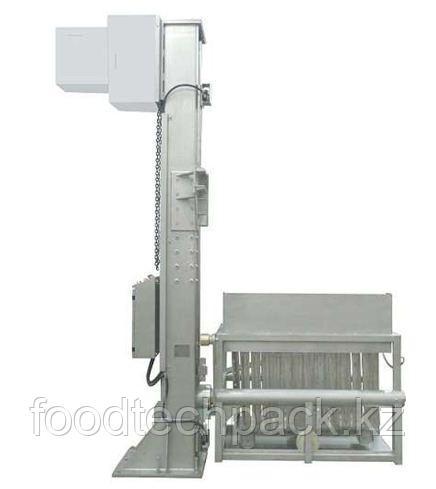 Колонный подъёмник-загрузчик специальных тележек, 31.0420.51