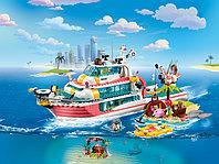 LEGO Friends 41381 Катер для спасательных операций, конструктор ЛЕГО