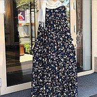 ZARA - платье штапель