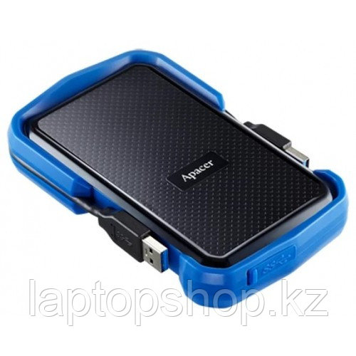 "Внешний жесткий диск Apacer, AC631, AP1TBAC631U-1, 1TB, 2.5"", USB 3.2, Синий"