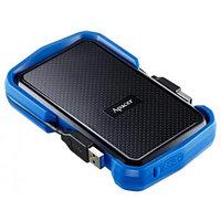 "Внешний жесткий диск Apacer, AC631, AP1TBAC631U-1, 1TB, 2.5"", USB 3.2, Синий, фото 1"