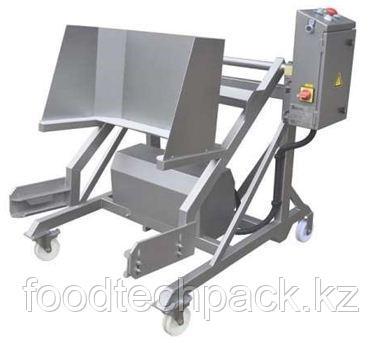 Гидравлическое устройство для подъёма и опрокидывания 200 л. тележек, 30.1103.00