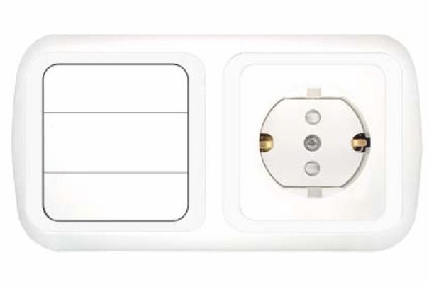 Блок электроустан. 3В - РЦ - 499 б