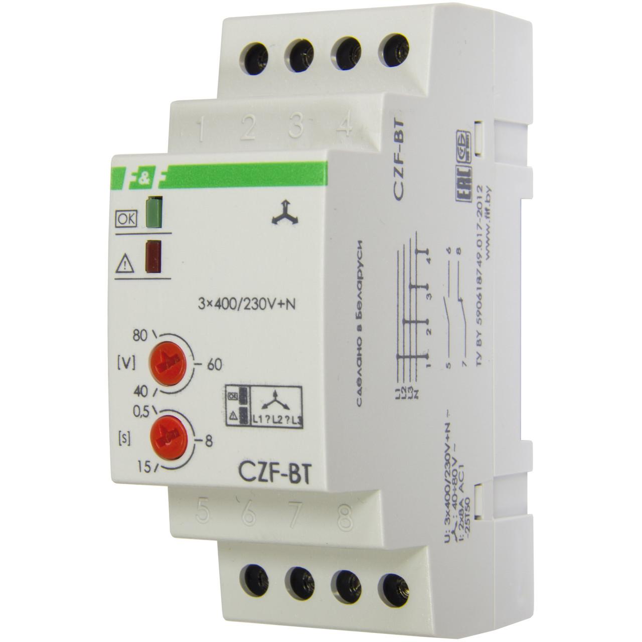 Автомат защиты электродвигателей CZF-BT