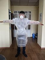 Халат одноразовый медицинский, фото 1