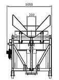 Гидравлическое устройство для наполнения вакуумного тумблера, 30.2104.10, фото 2
