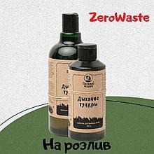 Натуральный шампунь для жирных волос «Дыхание тундры». С диким запахом.