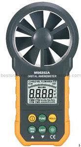 Анемометр mastech ms6252A в госреестре СИ