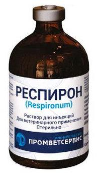 Респирон: Комплексный антибактериальный препарат широкого спектра действия
