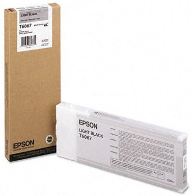 Картридж Epson C13T606700 SP-4880 (Gray)