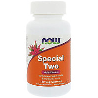 Now Foods, Special Two, мультивитамины, 120 капсул