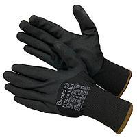 Перчатки утепленные двойные зимние, с начёсом и вспененным нитрилом, Gward Freeze Plus