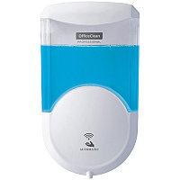 Диспенсер для жидкого мыла Office Clean Professional, наливной, автоматический, белый, 0.6 л