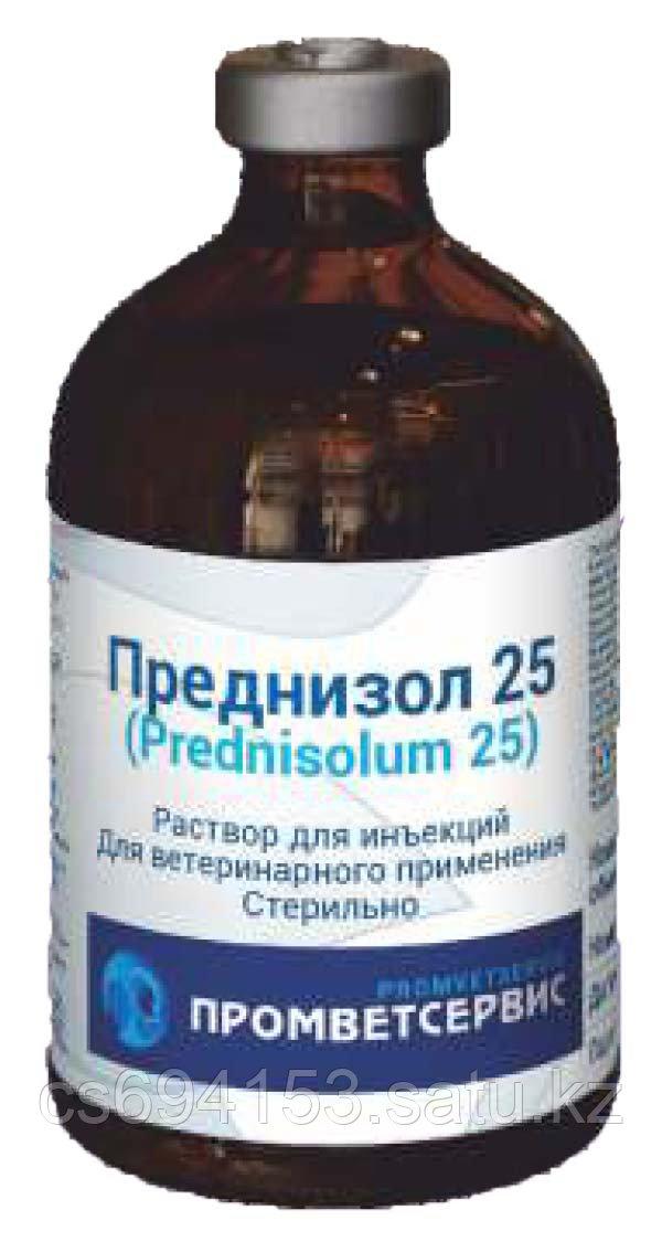 Преднизол 25:гормональный препарат противовоспалительного, противоаллергического и противострессового действия