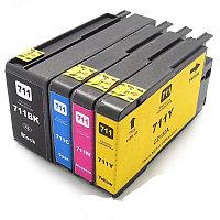 Картридж JET TEK для Epson C13T16344010 T1634 (Yellow)