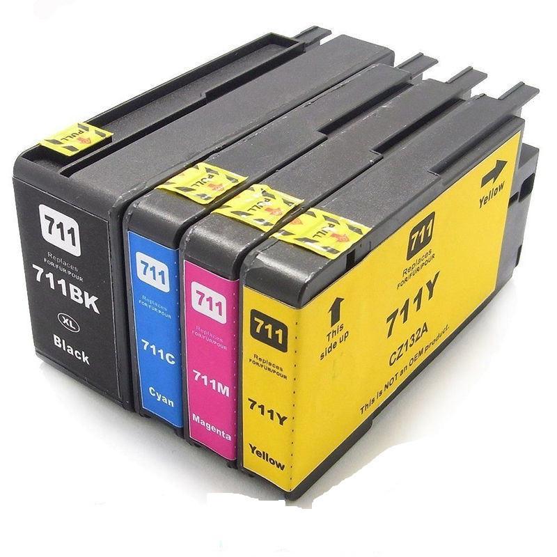 Картридж JET TEK для Epson T0734 (Yellow)
