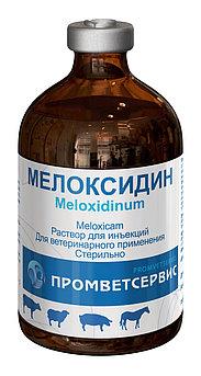 Мелоксидин: Противовоспалительный препарат с жаропонижающим и анальгезирующим действием