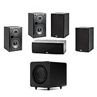 Комплект для домашнего кинотеатра 5.1 на акустике Polk Audio T series 2, фото 1