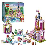 Конструктор Lego Disney Princess Королевский праздник Ариэль, Авроры и Тианы, Лего Принцессы Дисней