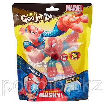 Игрушка-фигурка тянущаяся GooJitZu Гуджитсу Человек Паук