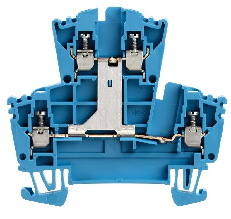 WDK 2.5V BL Соединитель электрический, Винт