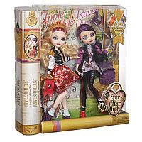 Кукла эвер афтер хай Командный Дух, Apple White and Raven Queen