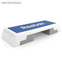 Степ-платформа Reebok step, цвет синий