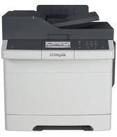Цветное МФУ Lexmark CX410de