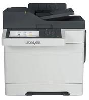 Цветное МФУ Lexmark CX510de