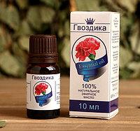 Эфирное масло   Гвоздика   флакон-капельница, аннотация, 10 мл, дезинфицирующее