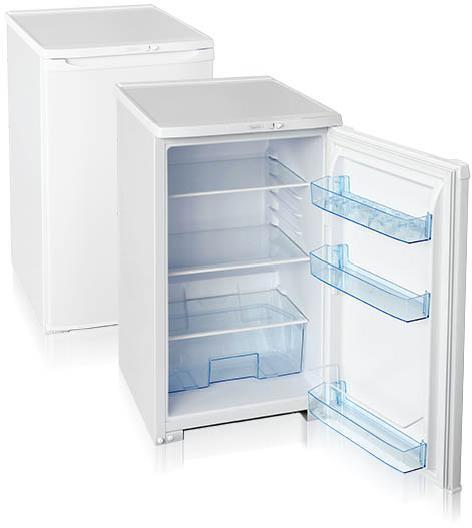 Холодильник однокамерный без морозильной камеры бирюса 109