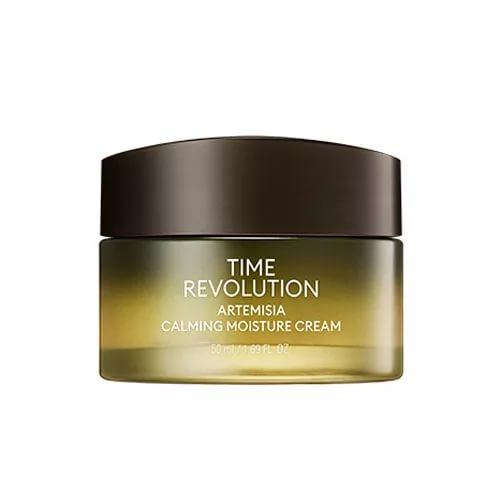 MISSHA TIME REVOLUTION ARTEMISIA CALMING MOISTURE CREAM