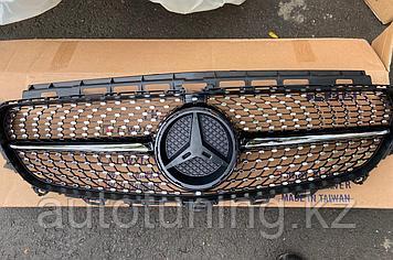 Решетка радиатора Diamond на Mercedes Benz W213 2016+