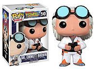 Funko Pop Doc Braun - Back to the future - 50