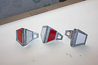 Элемент световозвращающий ЭС КД4-1 цинк