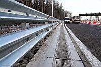 Мостовое ограждение 11МО-190-1,1-4,0-1,1