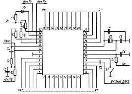 Микросхемы КН1015ПЛ5 В