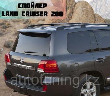 Спойлер на крышу Land Cruiser 200 2008-2020 г.