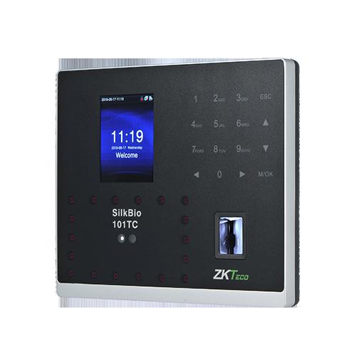 Мультибиометрический терминал ZK SilkBio-101TC/ID